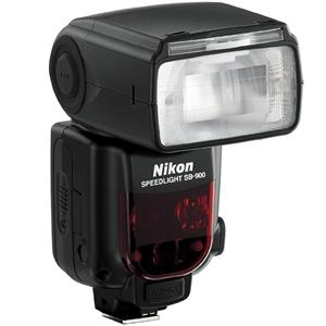 NIKON SB-900 AF Speedlight i-TTL Shoe Mount Camera Flash
